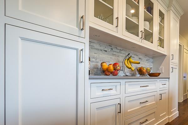 Shaker Inset Kitchen Cabinets in Arlington Heights, Illinois ...