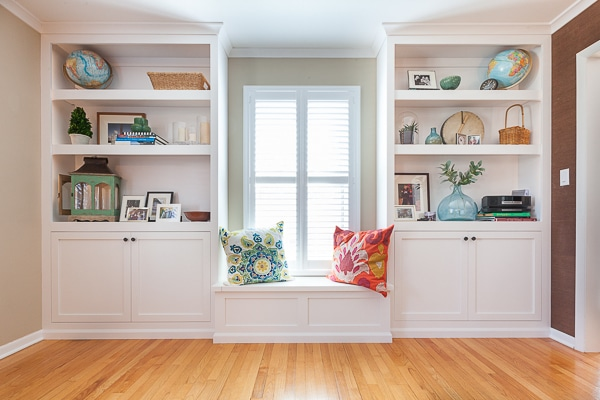 Brilliant Built Ins And Bench Seat In Glen Ellyn Illinois Wheatland Squirreltailoven Fun Painted Chair Ideas Images Squirreltailovenorg