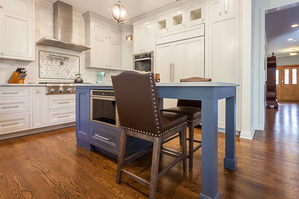 Double Stacked Kitchen Cabinets in Elmhurst, Illinois ...