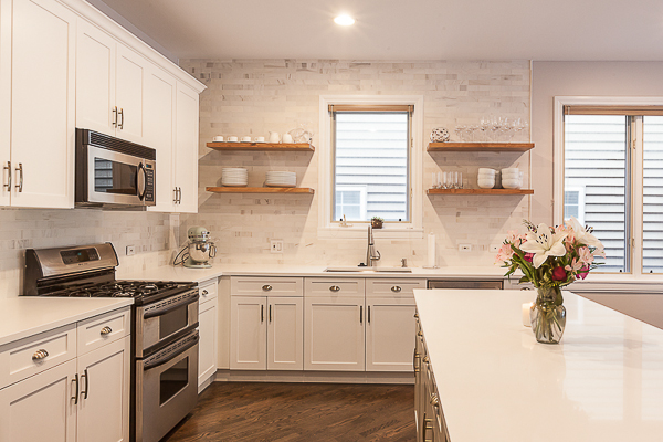 Kitchen Cabinet Refinishing and Refacing in Chicago, Illinois