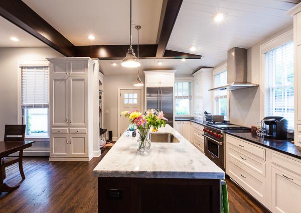 Shaker Inset Kitchen Cabinets In La Grange, Illinois