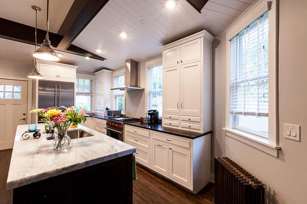 Shaker Inset Kitchen Cabinets In La Grange Illinois Wheatland