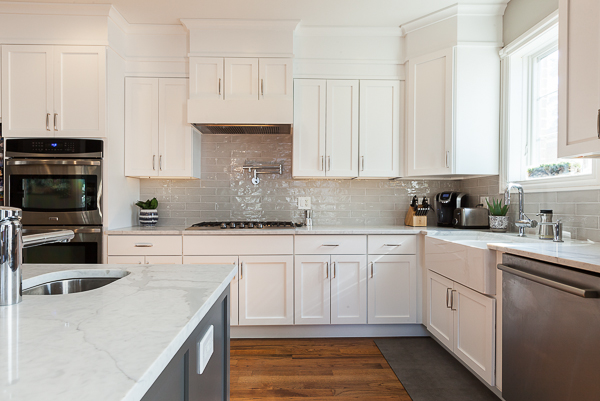 Kitchen Chantilly Lace Refinish And Reface In Elmhurst Illinois