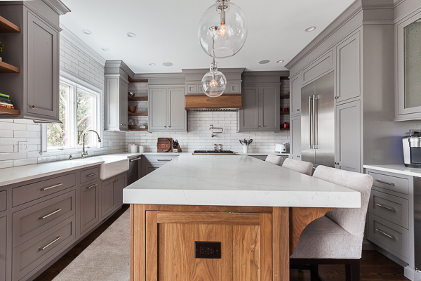 Inset Kitchen Cabinets in Westmont, Illinois | Wheatland ...