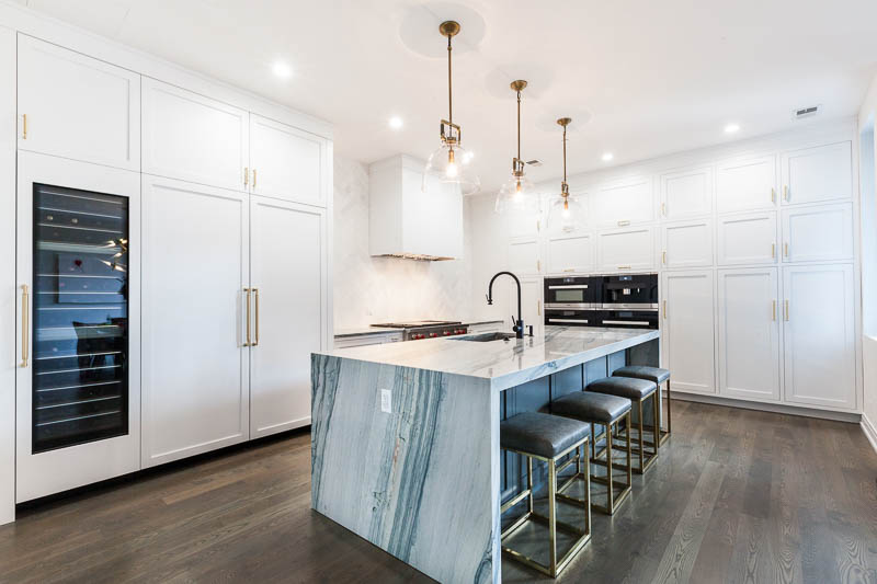 Inset Kitchen Cabinets In Chicago Illinois Wheatland Custom Cabinetry Woodwork