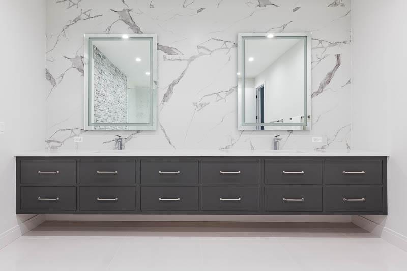 Bathroom Vanities In Chicago Illinois Wheatland Custom Cabinetry Woodwork