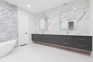 Master Bathroom Vanity in Chicago, Illinois | Wheatland ...